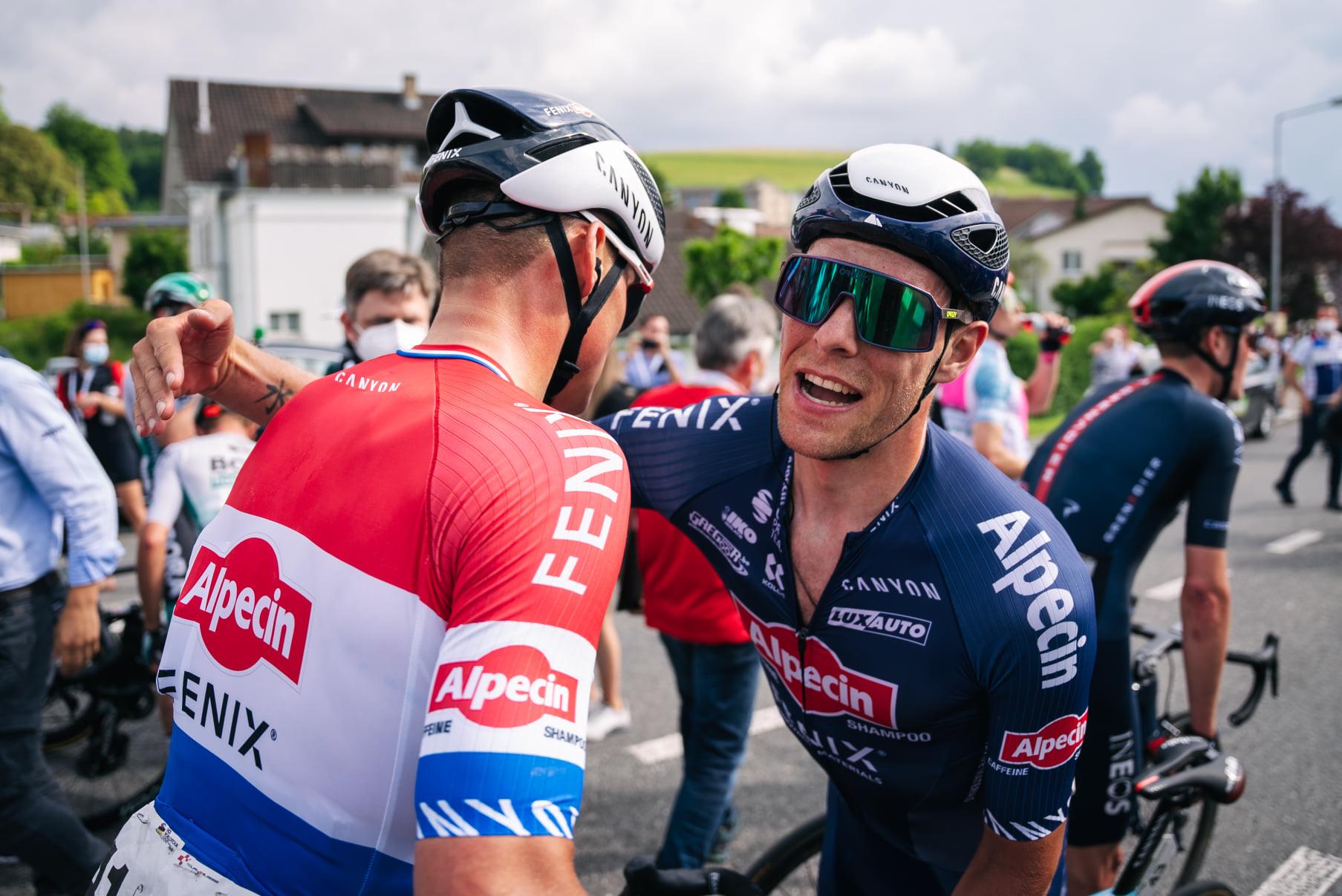 Van der Poel še enkrat pokazal svojo moč, Lopez prvi na Ventouxu