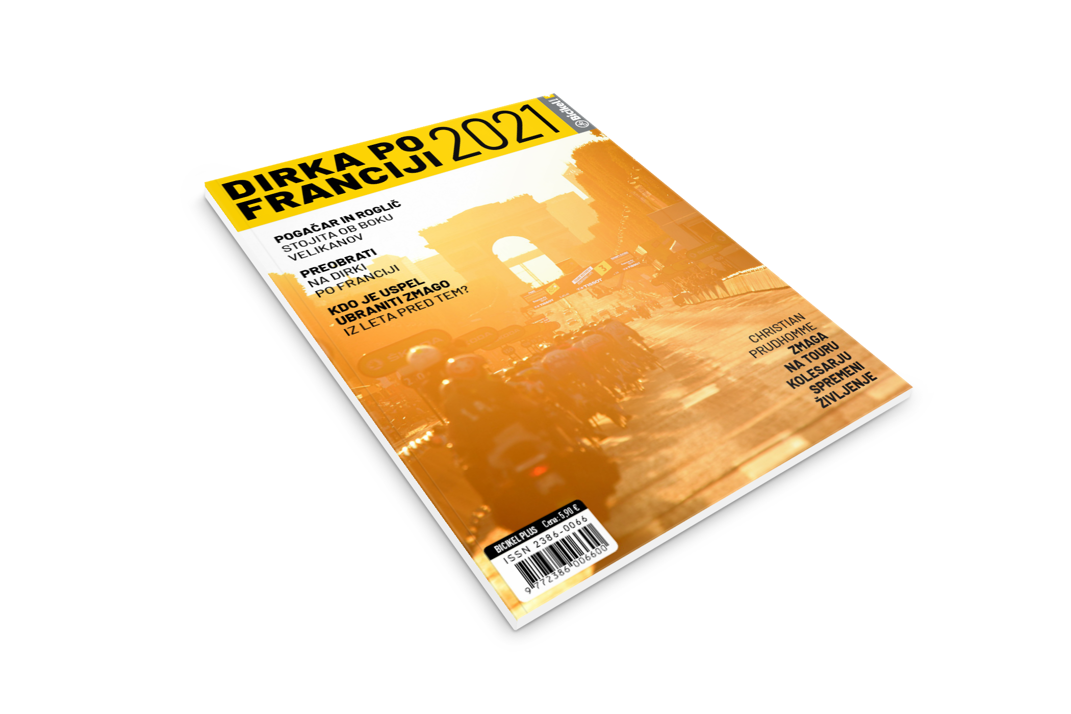 Junaki - revija Bicikel.com plus