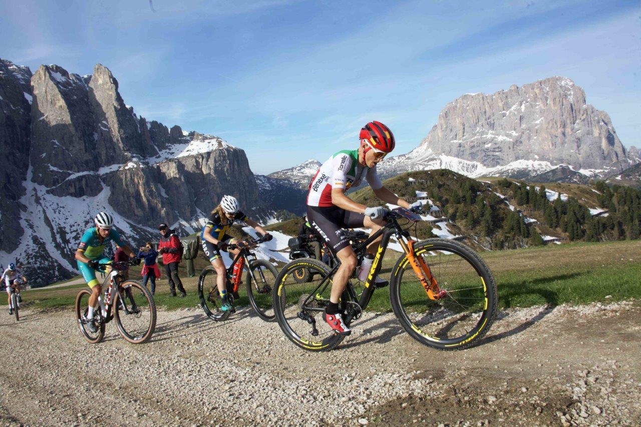 Prvi post-Covid-19 HERO Dolomites maraton