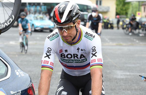 Peter Sagan zapušča Tour