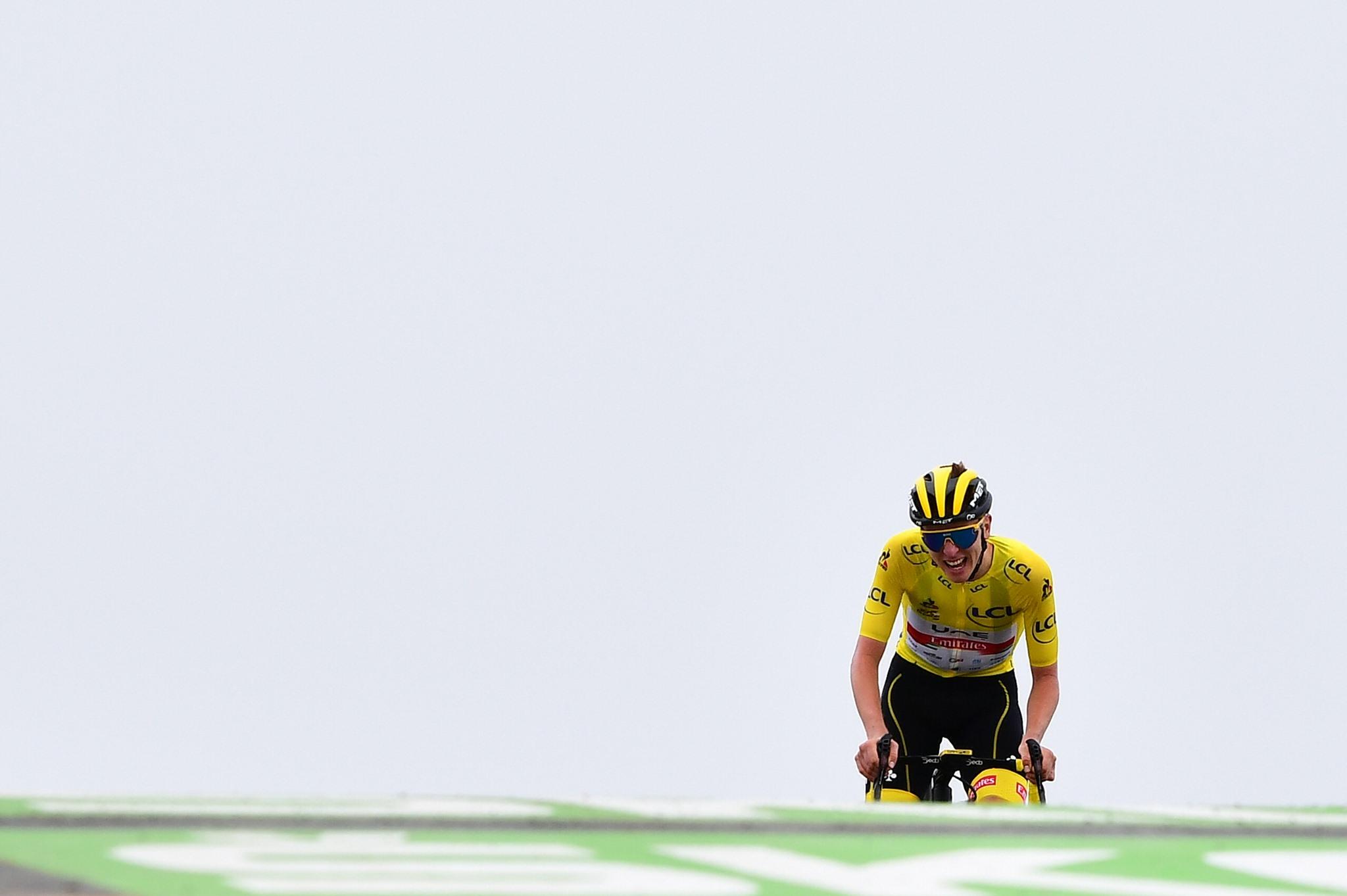 Pogačar z zmago v rumenem še enkrat pokazal, da je kralj Toura