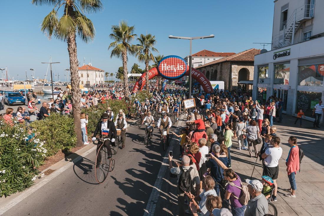 Odprte so prijave na Istrski kolesarski maraton 3. oktobra 2021 v Kopru