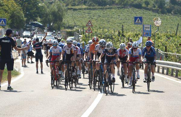 Mladi v Italiji daleč za najboljšimi, jutri U23 in članice
