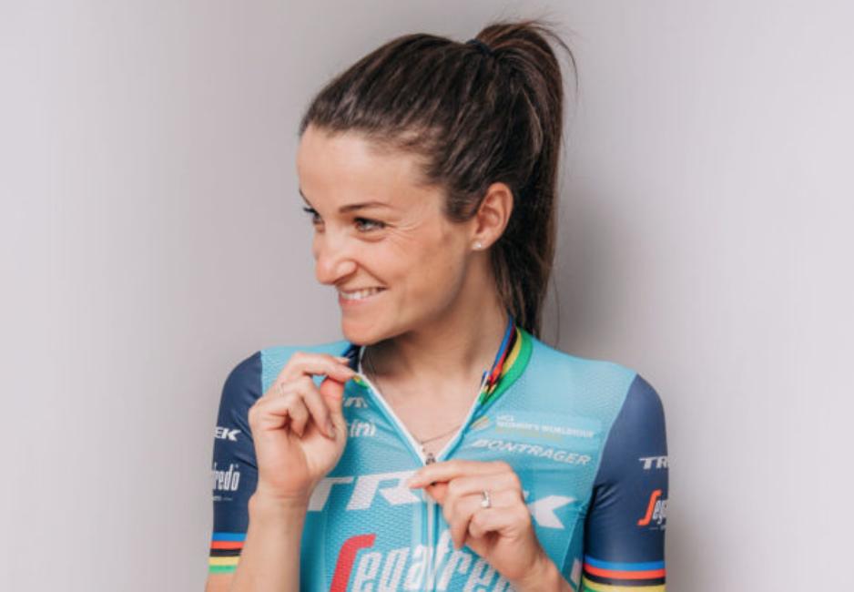 Ženski Roubaix: Dež, blato, padci in spektakularen pobeg (VIDEO)