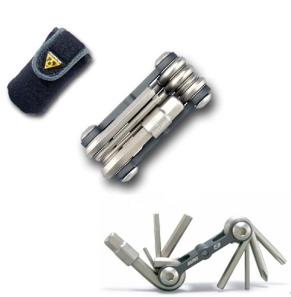 Multifunkcijsko orodje Topeak Mini 9