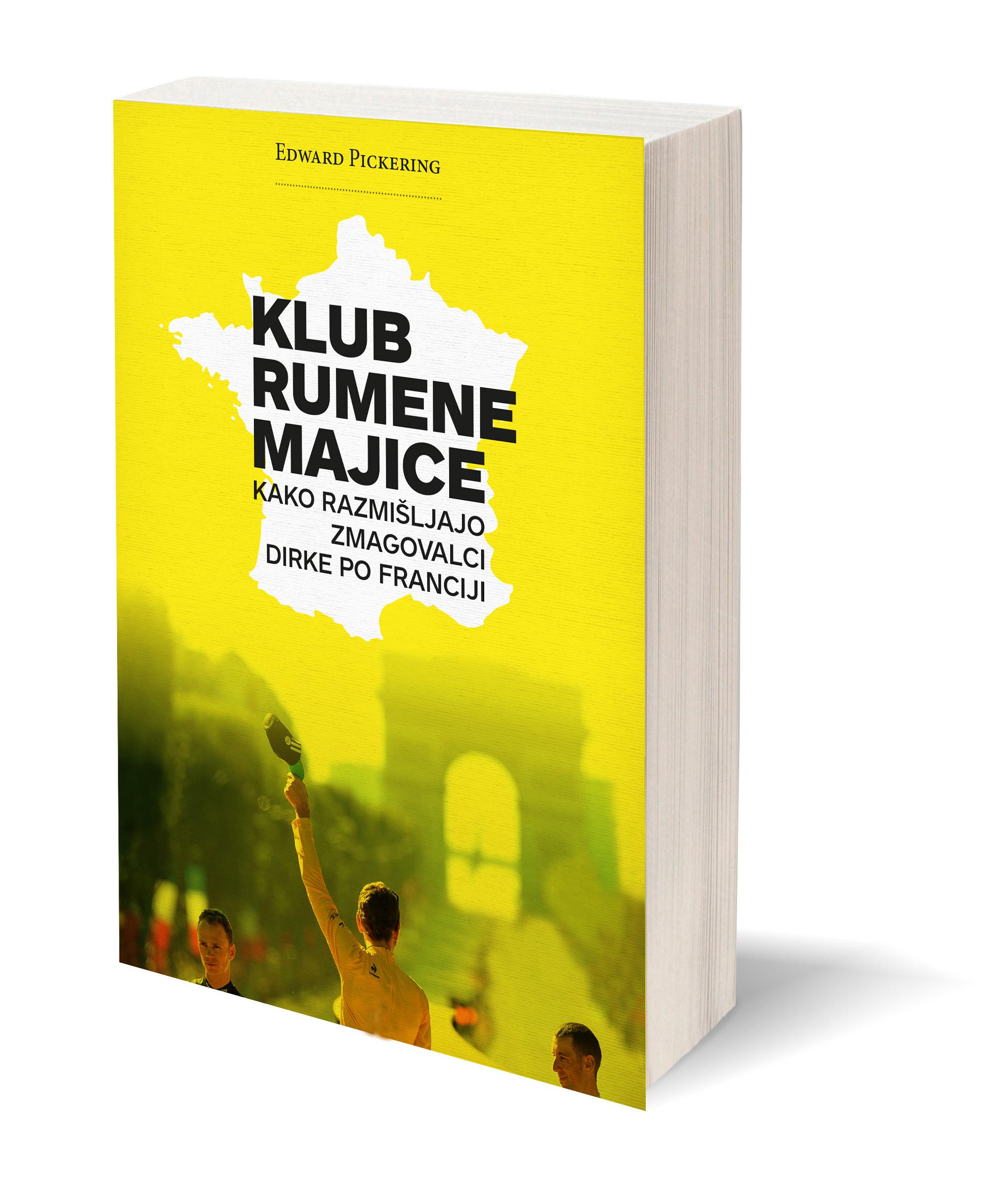 Klub rumene majice - kako razmišljajo zmagovalci Dirke po Franciji