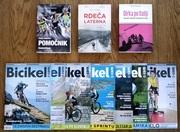 Revija Bicikel.com (letna narocnina) + DARILO knjiga