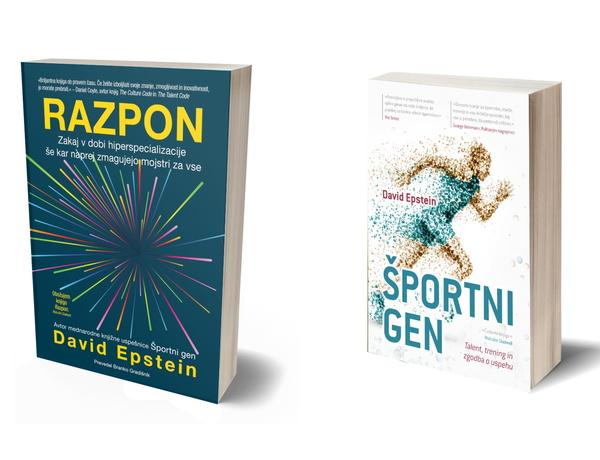 Razpon in Športni gen