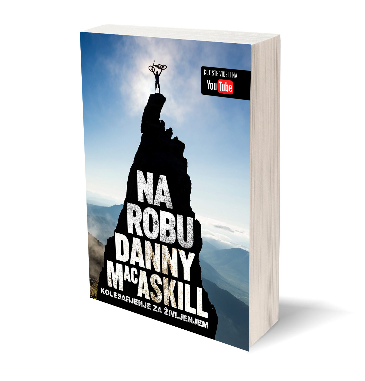 Danny MacAskill: Na robu