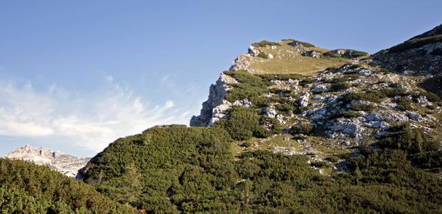 Mala (2071 m) in Velika Tičarica (2091 m)