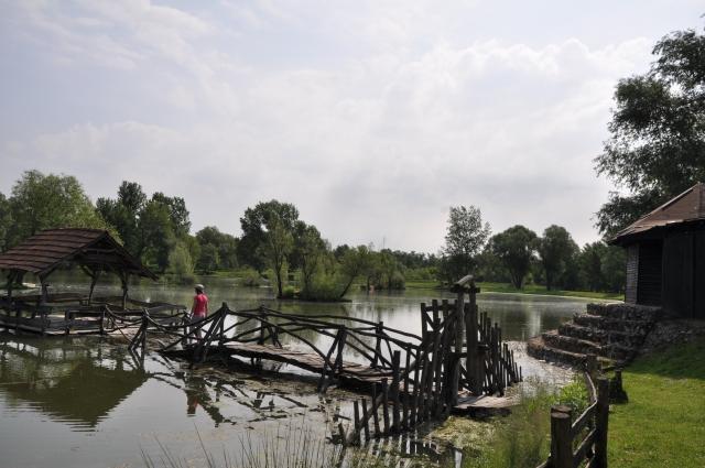 Kolesarjenje v Medžimurju - znamenitosti in brezpotja