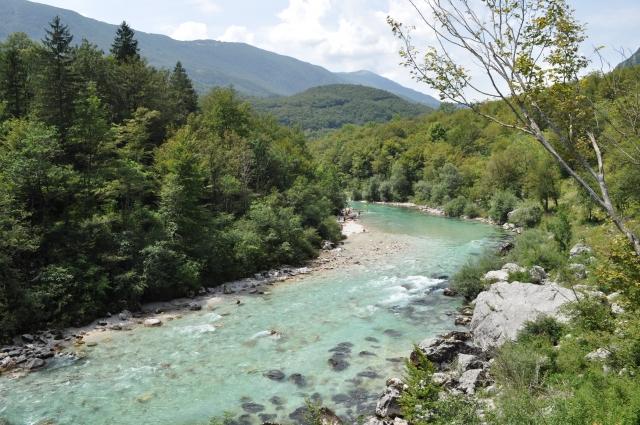 Alpe Adria Trail, etapa 25: Bovec-Drežnica