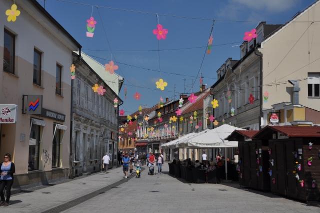Kolesarjenje v Medžimurju - po poteh stare obrti do Čakovca