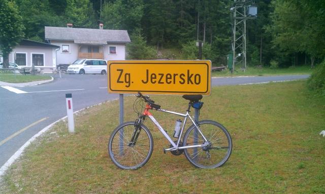 Kamnik-Zg.Jezersko-Kamnik