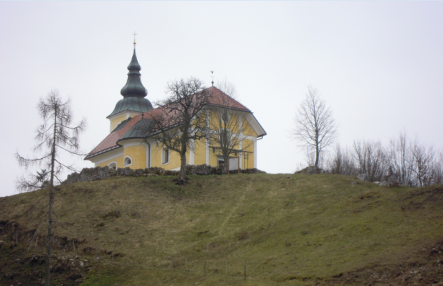 Krožni tek na Sv. Miklavža(741m) in Cicelj(836m)
