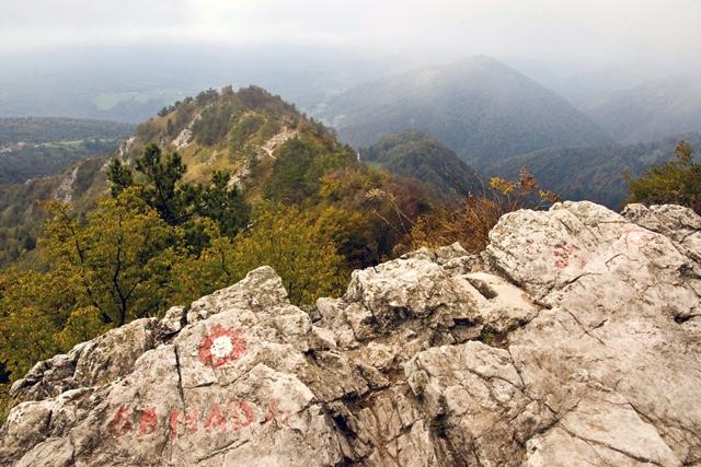 Dvor-Polhograjska Grmada (898 m)-Belica
