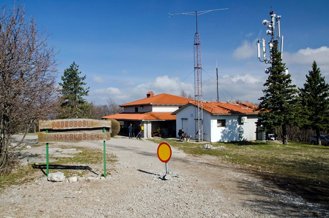 Kokoš (674 m)