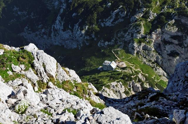 Kokrsko sedlo (1793 m) od Suhadolnika