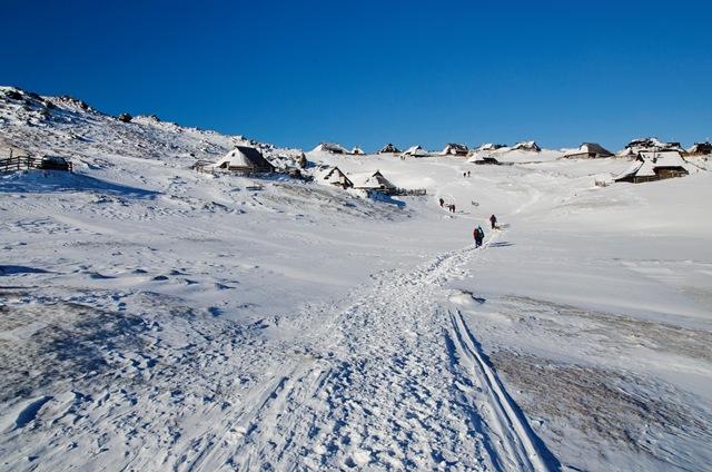 Velika planina po stari pastirski poti