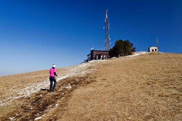 Slavnik (1028 m) iz Podgorja
