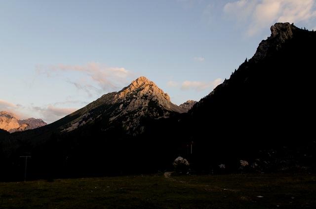 Vrtača (2181 m) z Ljubelja