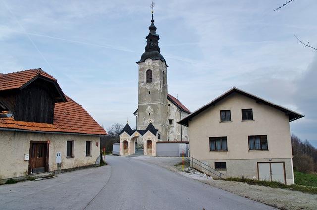 Janče (792 m): Krožna pot Laze-Janče-Jevnica