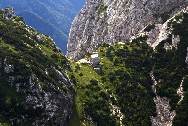 Kokrsko sedlo (1793 m) iz Kamniške Bistrice