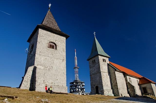 Čez Kum (1220 m) iz Trbovelj v Zidani Most