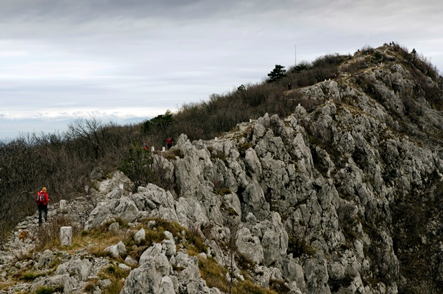 Sabotin (609 m)