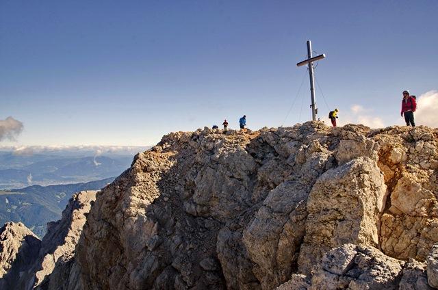 Škrlatica (2740 m)