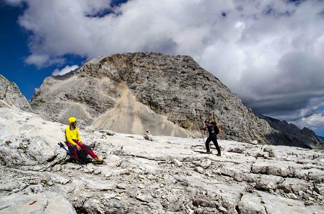 Dolkova špica (2591 m)