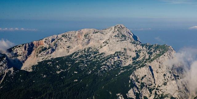 Kalški greben (2244 m) čez Ježa