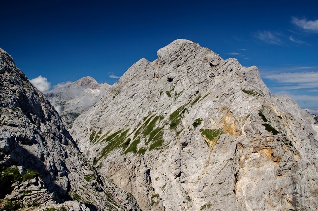 Turska gora (2251 m) iz Kamniške Bistrice